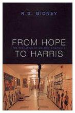From Hope to Harris: The Reshaping of Ontario's Schools