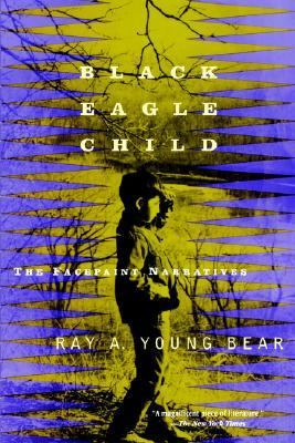 Black Eagle Child The Facepaint Narratives