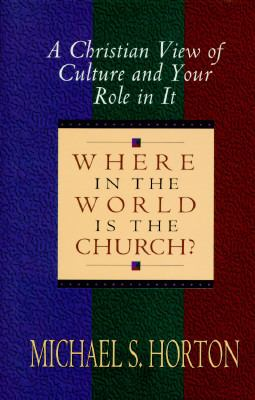 Where in the World Is the Church?: A Christian View of Culture and Your Role in It - Michael S. Horton - Paperback