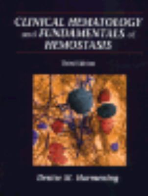 Clinical Hematology & Fundamentals of Hemostasis (Hardcover, 1996)
