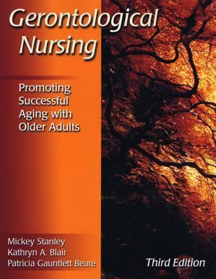 Gerontological Nursing: Promoting Successful Aging with Older Adults