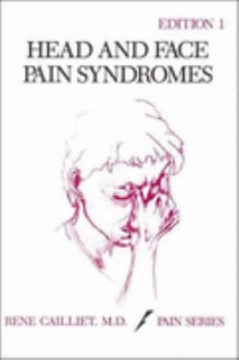 Head and Face Pain Syndromes