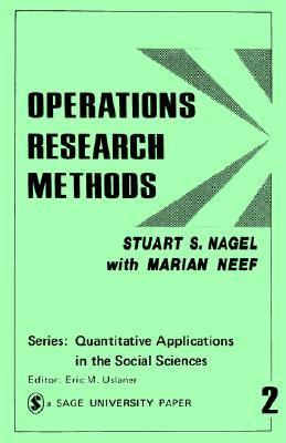 Operations Research Methods As Applied to Political Science and the Legal Process