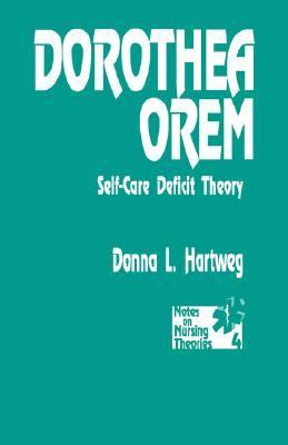 Dorothea Orem Self-Care Deficit Theory
