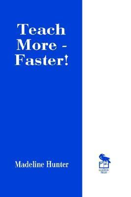 Teach More-Faster! A Programmed Book