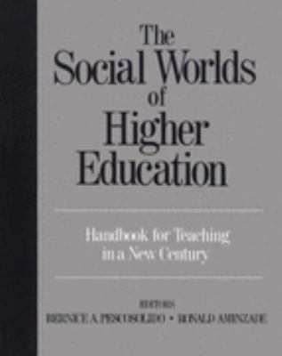 SOCIAL WORLDS OF HIGHER EDUCATION (W/CD-ROM) (P)