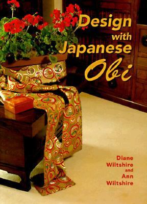 Design with Japanese Obi - Diane Wiltshire - Hardcover