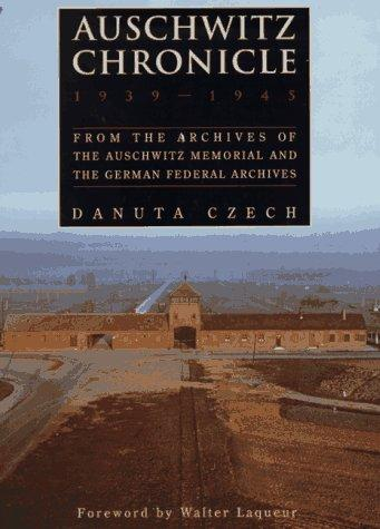 Auschwitz Chronicle: 1939-1945