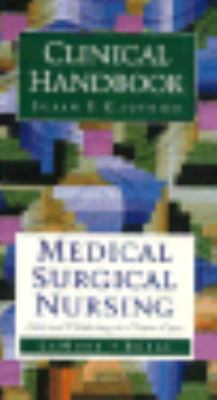 Clinical Handbook for Medical-Surgical Nursing Critical Thinking in Client Care