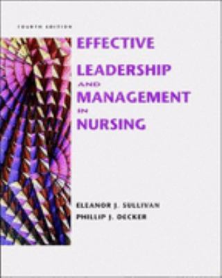 Effect.lead.+mgmt.in Nursing-text Only