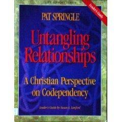 Untangling Relationships: A Christian Perspective on Codependency (Life Support Group Series)