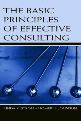 Basic Principles of Effective Consulting