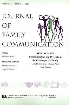 Communication and Diversity in the Contemporary Family
