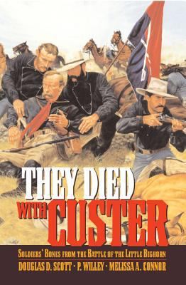 They Died With Custer Soldiers' Bones from the Battle of the Little Bighorn