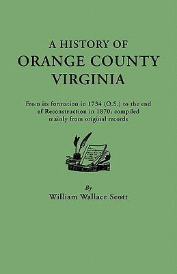 History of Orange County, Virginia