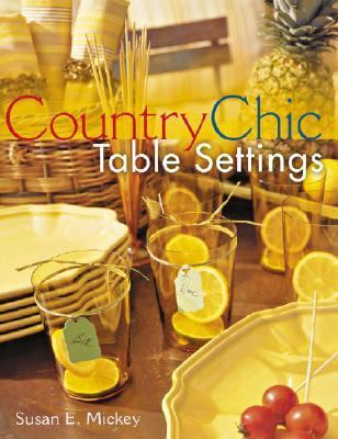 Country Chic Table Settings