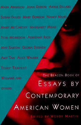 Beacon Bk.of Essays By Cont.amer.women