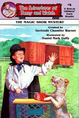 Magic Show Mystery