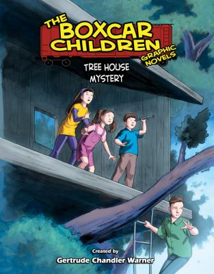 Tree House Mystery: A Graphic Novel (The Boxcar Children Graphic Novels)