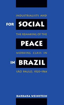 For Social Peace in Brazil