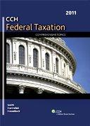 Federal Taxation: Comprehensive Topics (2011)