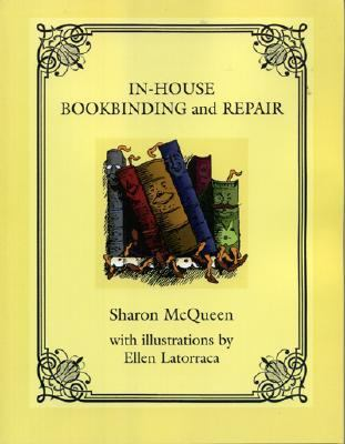 In-House Book Binding And Repair