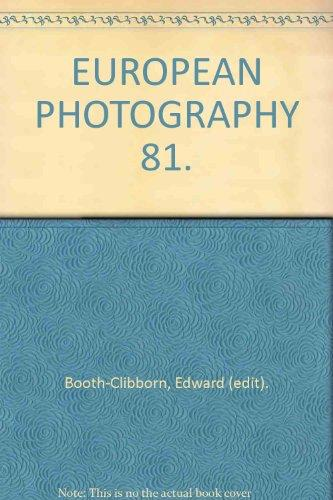 European Photography, 1981