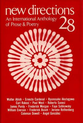 New Directions in Prose and Poetry 28