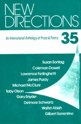 New Directions in Prose and Poetry 35