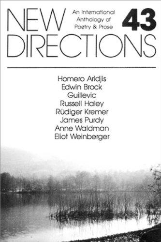 New Directions 43: An International Anthology of Prose and Poetry (New Directions in Prose and Poetry) (v. 43)