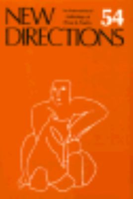 New Directions in Prose and Poetry 54