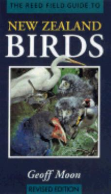 Reed Field Guide to New Zealand Birds