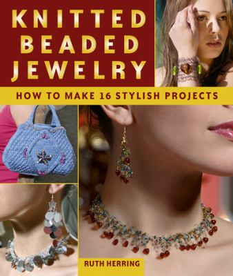 Knitted Beaded Jewelry