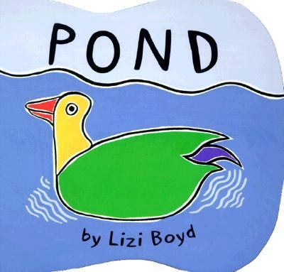 Pond: Board Book
