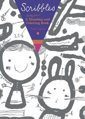 Scribbles A Really Giant Drawing and Coloring Book