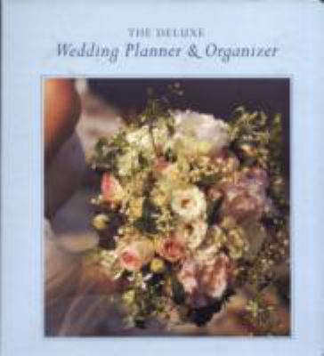 Deluxe Wedding Planner and Organizer