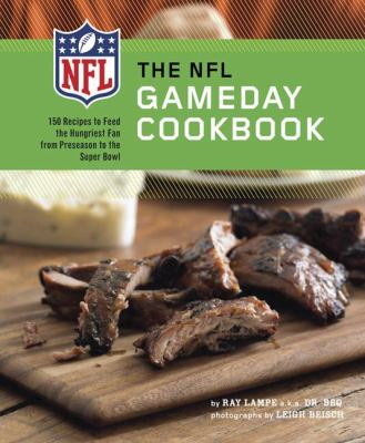 NFL Gameday Cookbook