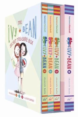 Ivy and Bean Secret Treasure Box (Ivy and Bean Series)