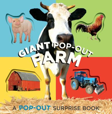 Giant Pop-Out Farm