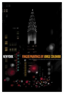 New York : Finger Paintings by Jorge Colombo