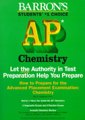 Barron's How to Prepare for the AP Chemistry (Advanced Placement Examination) - Neil D. Jespersen - Paperback