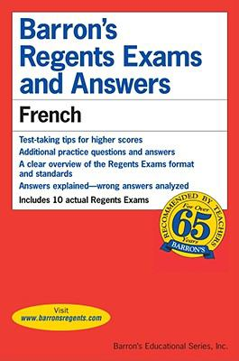 Barron's Regents Exams and Answers French, Level 3