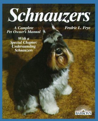 Schnauzers: Everything about Purchase, Care, Nutrition, and Breeding