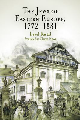 Jews of Eastern Europe 1772-1881