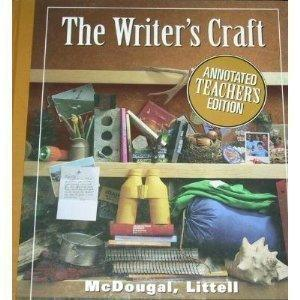 The Writer's Craft