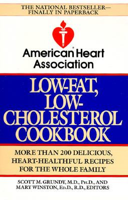 American Heart Association Low-Fat Low-Cholesterol Cookbook