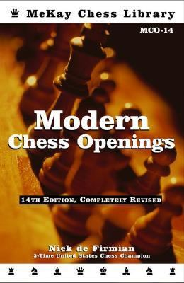 Modern Chess Openings McO-14