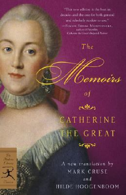 Memoirs Of Catherine The Great