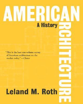 American Architecture A History