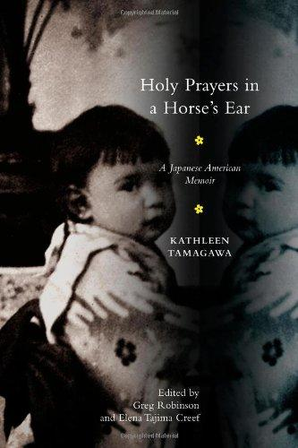Holy Prayers in a Horse's Ear: A Japanese American Memoir (Multi-Ethnic Literatures of the Americas (Mela))